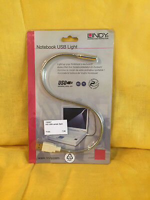Lindy Notebook USB Light 42772