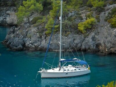 """41 FOOT YACHT - """"MILES AWAY"""" BASED GREECE AND TURKEY - 25% share"""