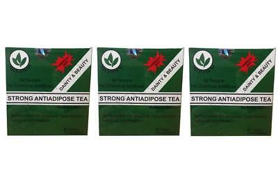 3 Anti Adipose Tea Laxative Detox Very Strong Effective For Weight Loss 90 Bags