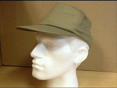 12 x Beechfield 100% Organic Cotton Cap - khaki - Luxury Feel.
