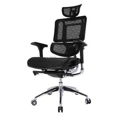 Luxury Racing Gaming Office Chair Computer Mesh Desk Chair Reclining Function WT