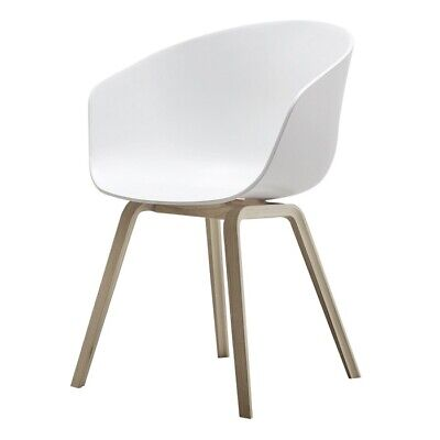 About A Chair Aac22 Stuhl Weiss Eiche Geseift Hay Eur 208