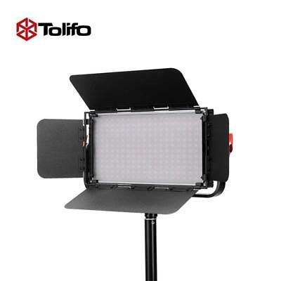 600 LED Panel Professional Video Lighting Panel Interview Dimmable 5600K