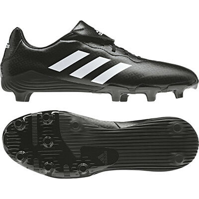adidas Rumble SG Black White AC7751 Rugby Boots Size UK 6 7 8 9 10 11 12 13
