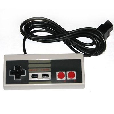 new 6ft controller for NES 8 bit NINTENDO system console control pad