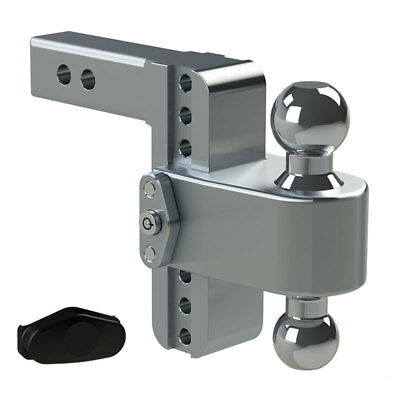 6-2WEIGH SAFE!  Adjustable Ball Mount (LTB6-2)  With keyed lock