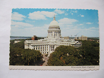 AK Madison, Wis. - Wisconsin State Capitol -