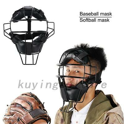 Baseball Softball Face Mask Protective Mask Protective Gear Catcher's Protection