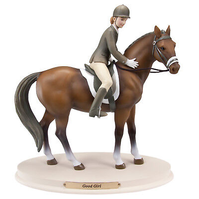 Horse Whispers GOOD GIRL Figurine - No longer crafted