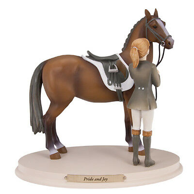 Horse Whispers PRIDE AND JOY Figurine - No longer crafted