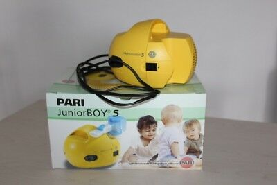 Pari junior Boy, S, Inhalator