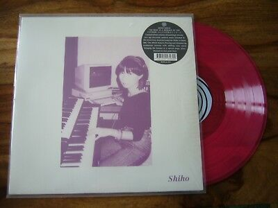 LP Shiho Yabuki The Body is a Message New Age RSD 2018 clear pink Vinyl Limited