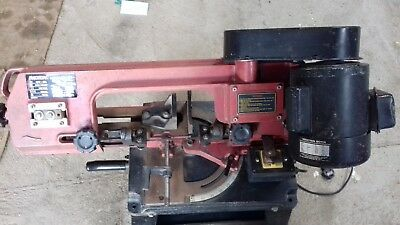 Rexon Metal Cutting Band Saw