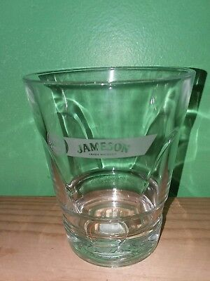 Jameson whiskey glass
