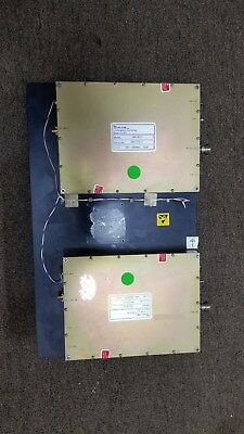 OPHIR GRF3033 500-1000MHz 200W RF Amplifier Set of 2 Tested Good!