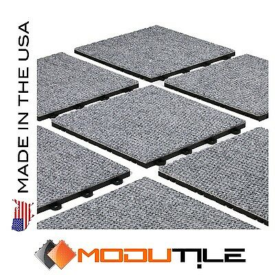 TradeShow Carpet Flooring Gray - Made In The USA