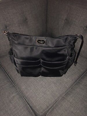 Kate spade diaper bag , Nylon Black Adamson