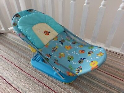 Summer Infant Baby Bath Seat from birth