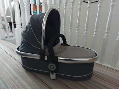 iCandy Peach 3 Blossom Carrycot Truffle lower twin