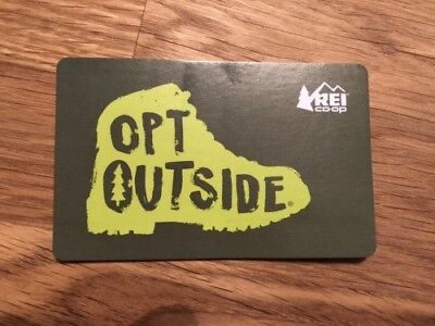 $200 REI GIFT Card - Valid at all locations and online - $185.00 ...
