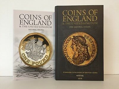 Coins of England and the U.K., Current Edition 2018