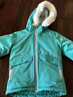 Snow Dragons Insulated Ski Jacket (Little Girls')