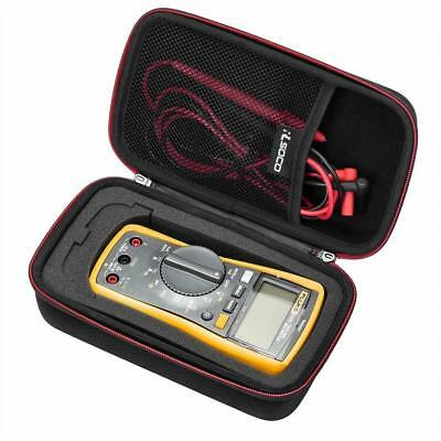 RLSOCO Hard Carrying case for Auto-Ranging Digital Multimeter Neoteck 6000 and