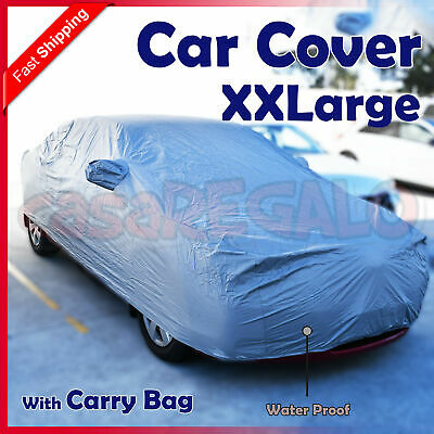 XXL Car Cover Lightweight Waterproof Dust Hail Large Sun Ute Universal Weather