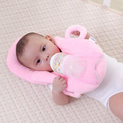 Baby Multifunctional Nursing Feeding Washable Adjustable Pillow Bottle Holder BB
