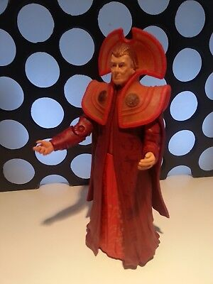 """Doctor Who Time Timelord Gallifrey Series 4 Cloak And Robes  5"""" Classic Figure"""
