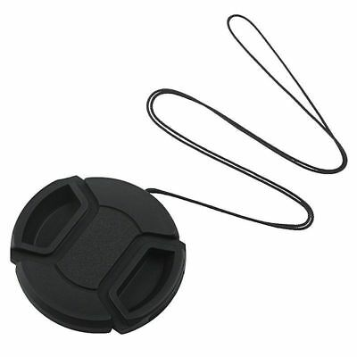 58mm Snap-On Lens Cap Cover for Canon Sony Olympus Nikon Camera