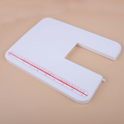 Sewing Machine Plastic Extension Table Expansion Board for Singer 4411 4423