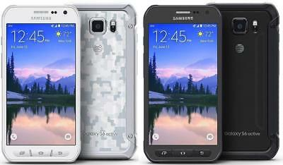 """5.1"""" Samsung Galaxy S6 Active G890A 32GB 16MP Android (Unlocked AT&T) Smartphone"""