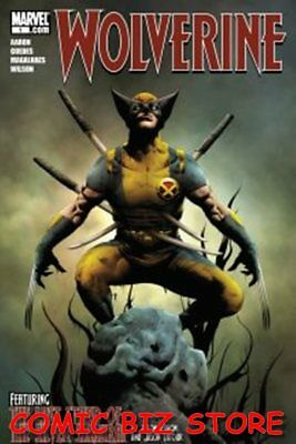Wolverine #1 (2010) 1St Printing Bagged & Boarded Marvel