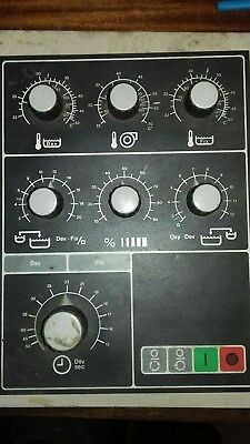 Glunz and jenson Multiline Control Panel