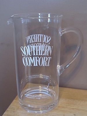 Southern Comfort Plastic Serving Pitcher~by Precisoncraft~Brand New!