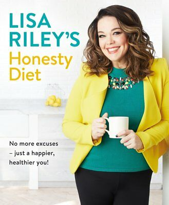 Lisa Riley's Honesty Diet Paperback – 28 Dec 2017 Fast Post 071818887X