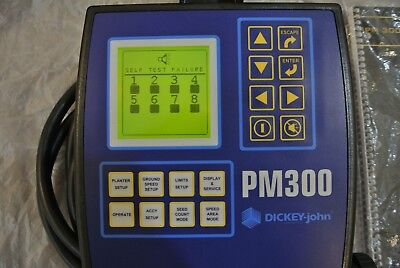 Planter Monitor PM 300 DICKEY-john, seed manager