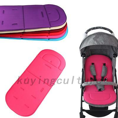 New Baby Stroller Pram Accessories Cushion Pushchair Carriage Pad Breathable Mat