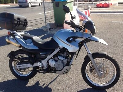 2006 Bmw F650Gs - Spanish - Orihuela Costa - Low Mileage