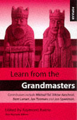 Learn from the Grandmasters by Pavilion Books (Paperback, 1998)