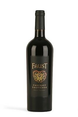 Faust Napa Cabernet Sauvignon 2005 Vintage 92 Points from WE *Lot of One Bottle*