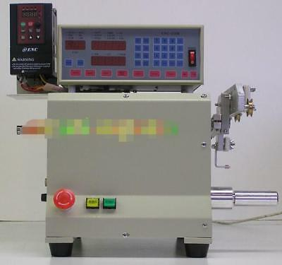0.03-2.5mm wire Automatic Coil Winde Computer CNC Large Torque Winding Machine