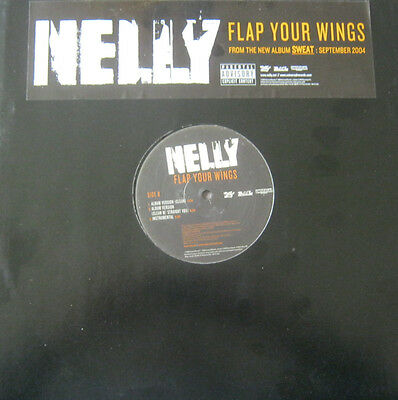 Nelly - Flap Your Wings - Vinyl  LP Maxi