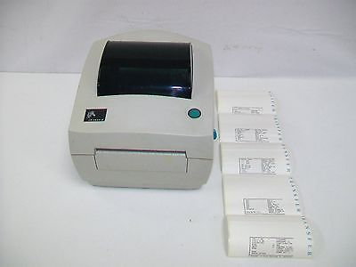Zebra LP2844-Z Thermal Label Printer Part Number 284Z-20300-0001 (1)