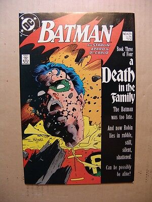 Batman  #428  DC comic 1988