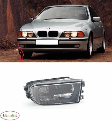 Bmw 5 - Series E39 1996 - 1999 New Front Fog Light Lamp Right O/S Driver