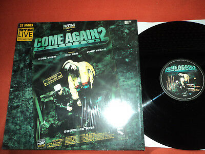 "12""   Come Again 2 Le retour Supreme NTM in shrink"