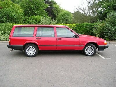 Volvo 940 Gl Automatic Estate, Very Low Miles, No Rust
