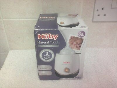 Nuby Natural Touch Electric Bottle & Food Warmer